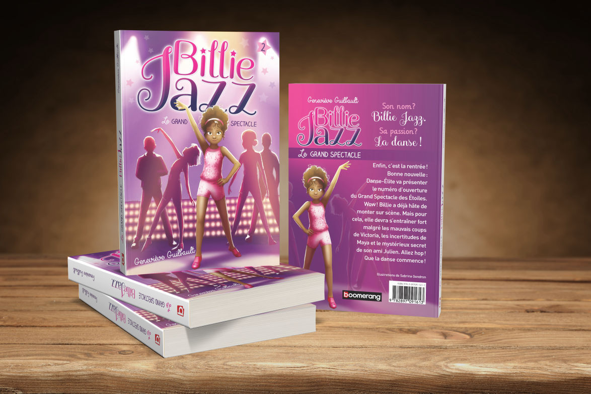 Billie Jazz - 2. LE GRAND SPECTACLE
